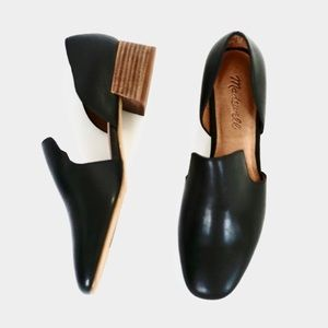 🎄🎁NEW Madewell Cut out loafers